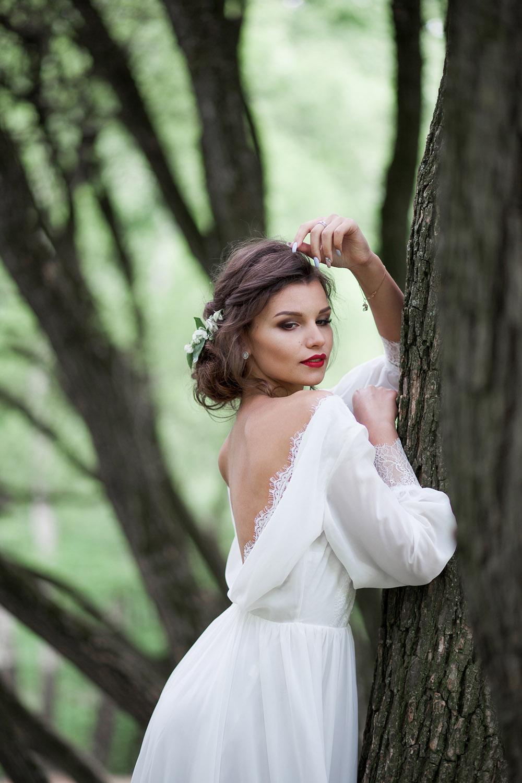 невеста в Коломенском
