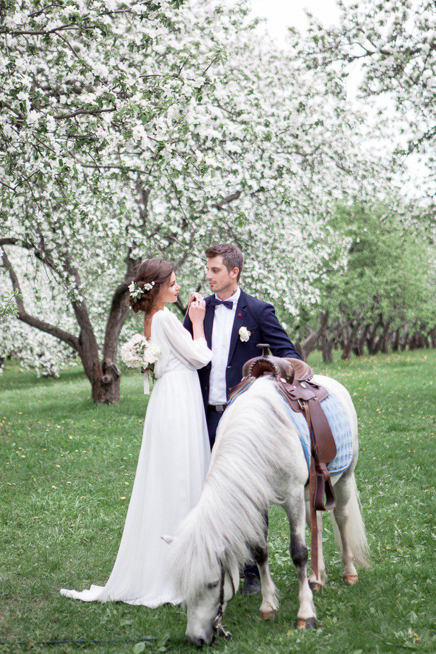 свадьба конюшня Коломенское