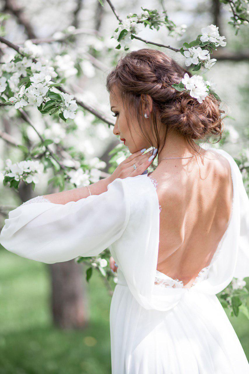 невеста парк Коломенское