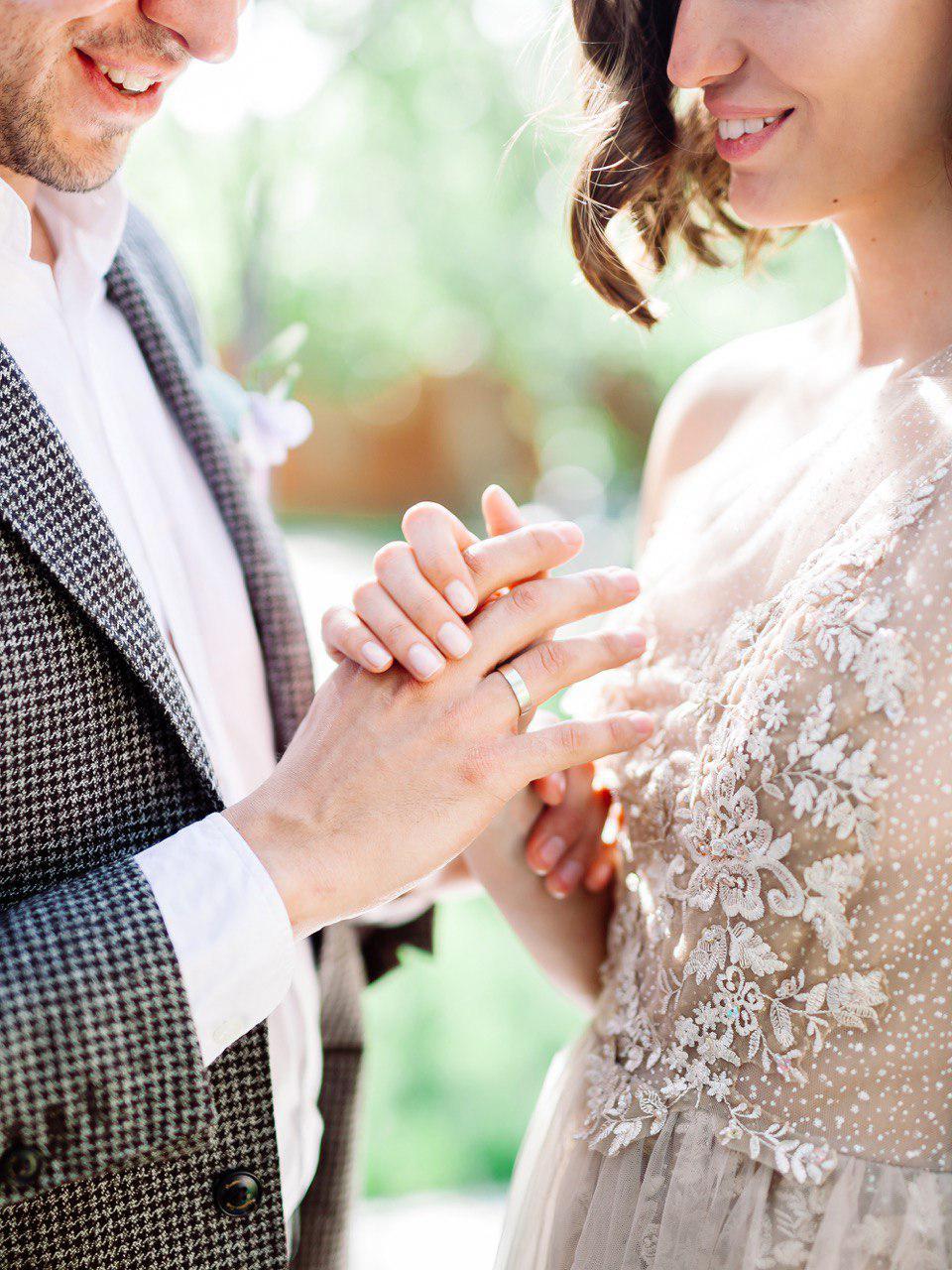 Франция свадебная церемония
