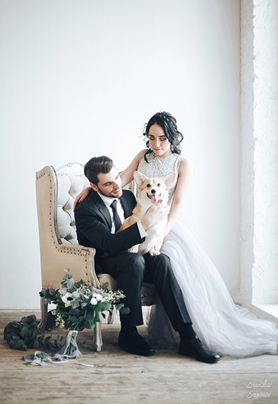 Свадьба в стиле Natural