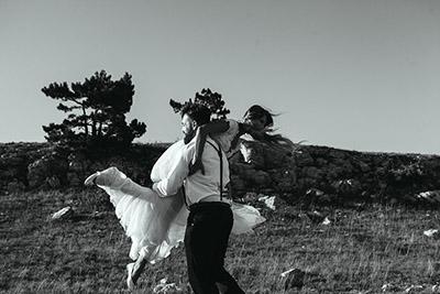 Свадьба в Воронцовском дворце, Крым