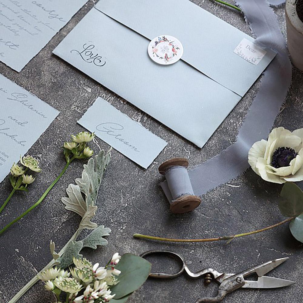 полиграфия на свадьбу в стиле лофт