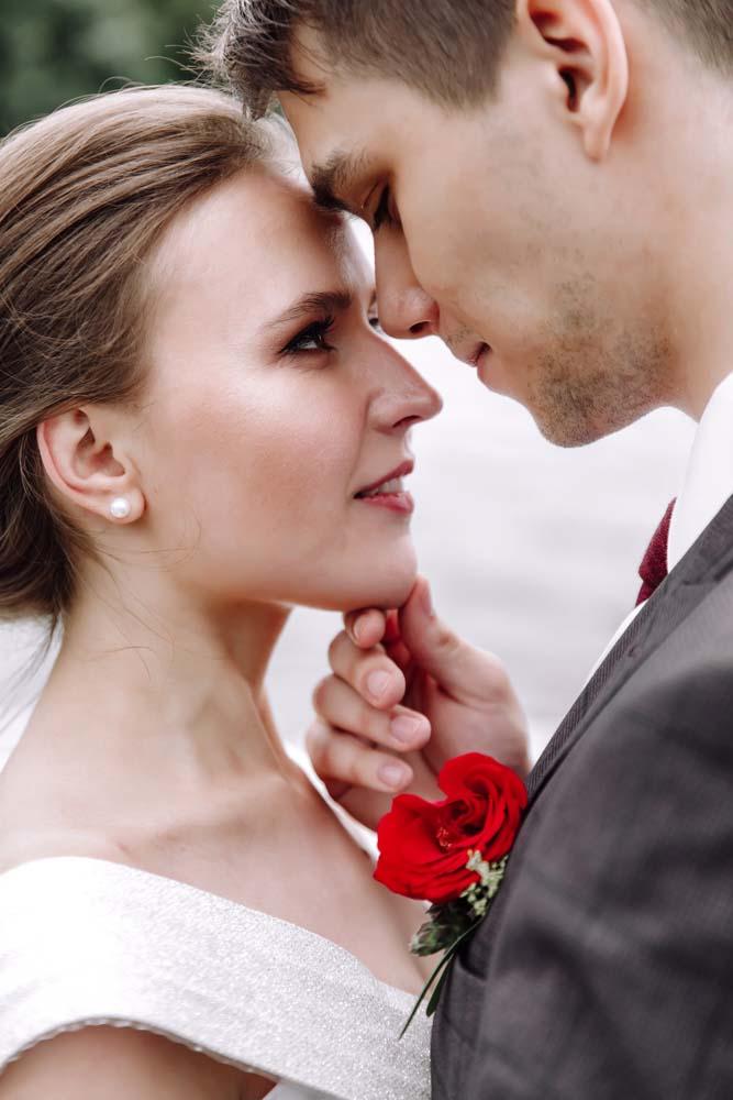 свадьба в стиле марсала